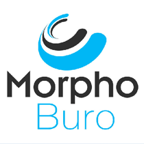 logo morphoburo coworking et centre d'affaires